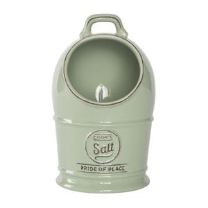 Recipient pentru sare T&G Woodware Pride of Place Old Green, verde