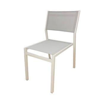 Set 2 scaune de grădină stivuibile Ezeis Sun, nispiu