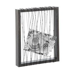 Provázkový stojan na fotky J-Line Rope Frame, 22x27cm