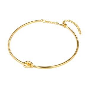 Dámský náhrdelník zlaté barvy Tassioni Triples
