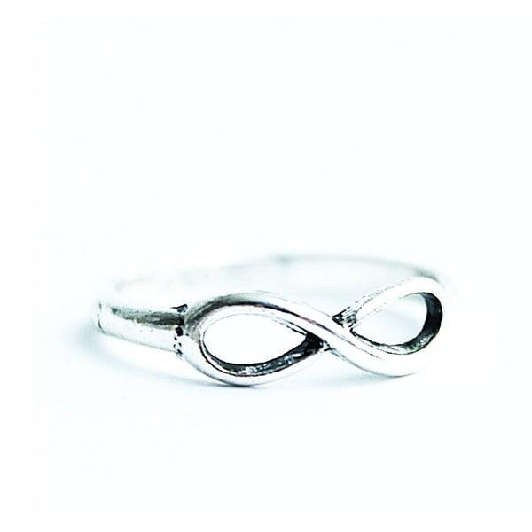 Prsten Silver Infinity