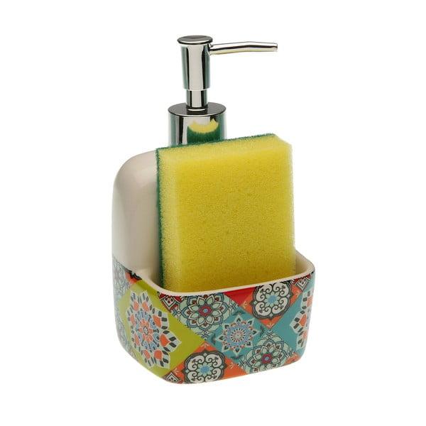 Dávkovač na tekuté mýdlo Versa Topkapi