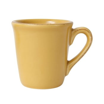 Cană cafea Côté Table Campa, 100ml, galben de la Côté Table
