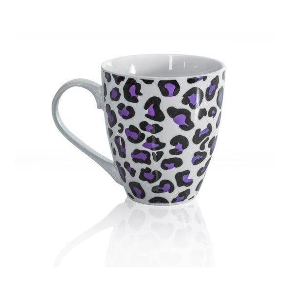 Porcelánový hrnek Sabichi Leopard,600ml