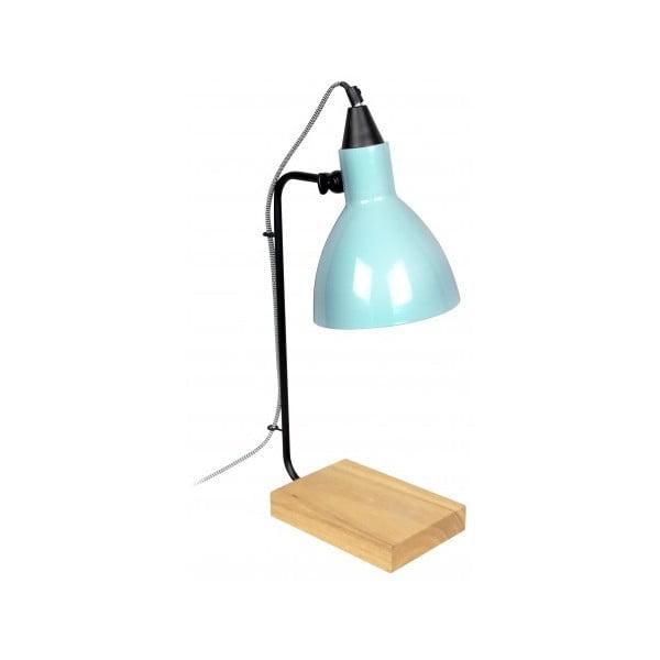 Stolní lampa Hampton Blue