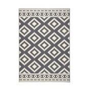 Šedý koberec Hanse Home Gloria Ethno, 120x170cm