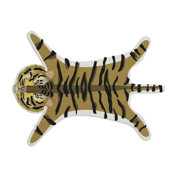 Koberec Really Nice Things Brown Tiger, 125 x 190 cm