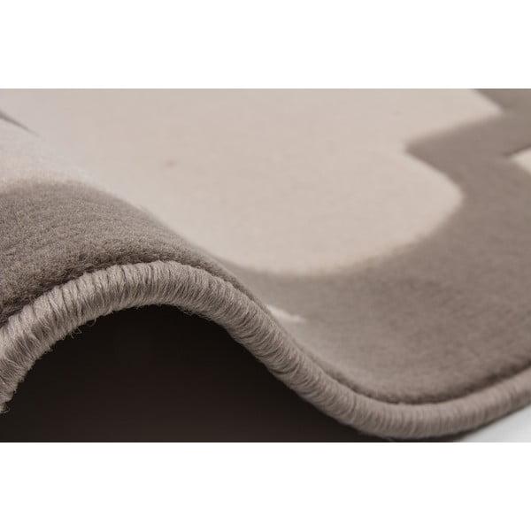 Hnědý koberec Kayoom Maroc, 160x230cm