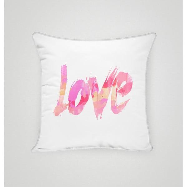 Povlak na polštář Love IV, 45x45 cm