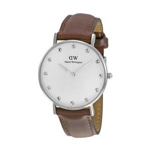 Dámské hodinky Daniel Wellington St Mawes Silver, ⌀34mm