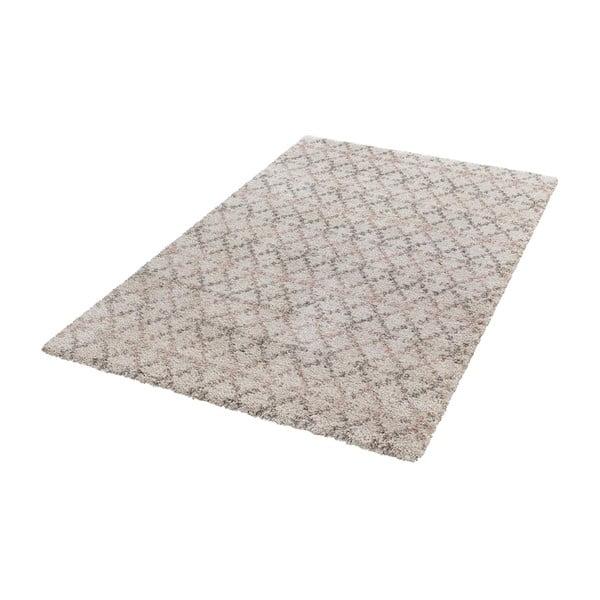 Světlý koberec Mint Rugs Dotty, 80x150cm