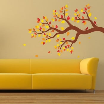 Autocolant decorativ pentru perete Autumn Tree de la Unknown