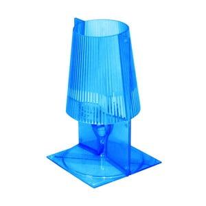 Lampička Take, modrá