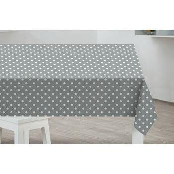 Faţă de masă Sabichi Grey Dots, 178 x 132 cm imagine