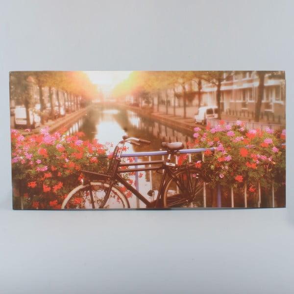 Nástěnný obraz na plátně Dakls Nature, 79x38cm