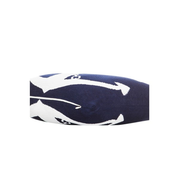 Polštář s výplní Blue and White 29, 43x43 cm