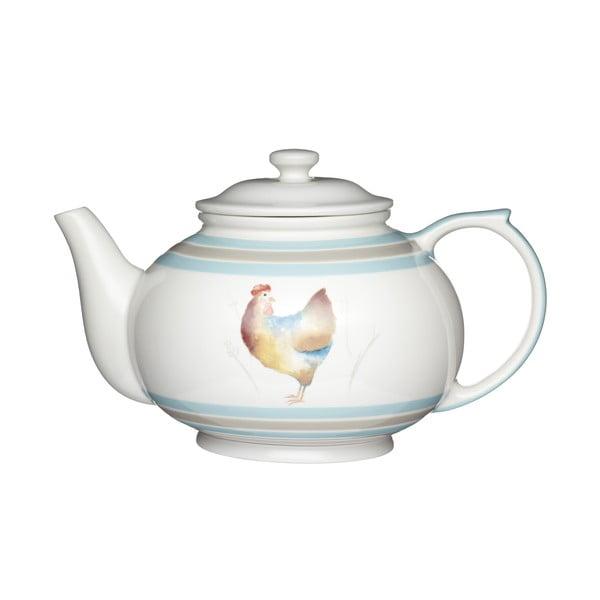 Keramická konvice Kitchen Craft Hen House, 1400 ml
