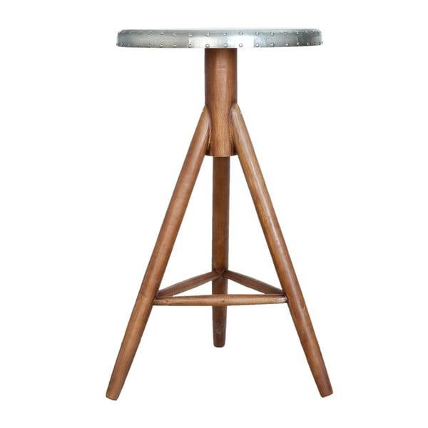 Odkládací stolek Clayre & Eef Simplecity
