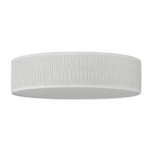 Biała lampa sufitowa Bulb Attack Once, ⌀ 40 cm