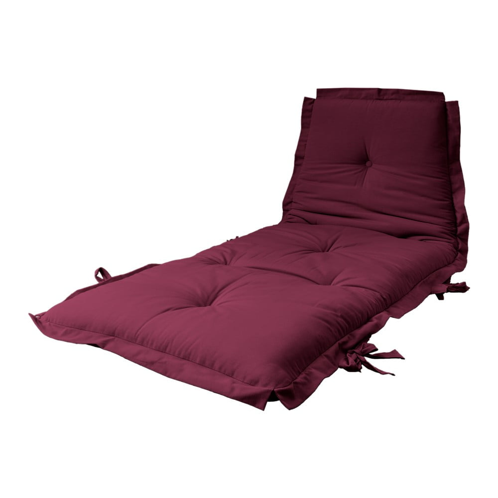 Variabilní futon Karup Design SitSleep Bordeaux