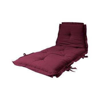 Futon/pat pentru oaspeți Karup Design Sit&Sleep Bordeaux imagine