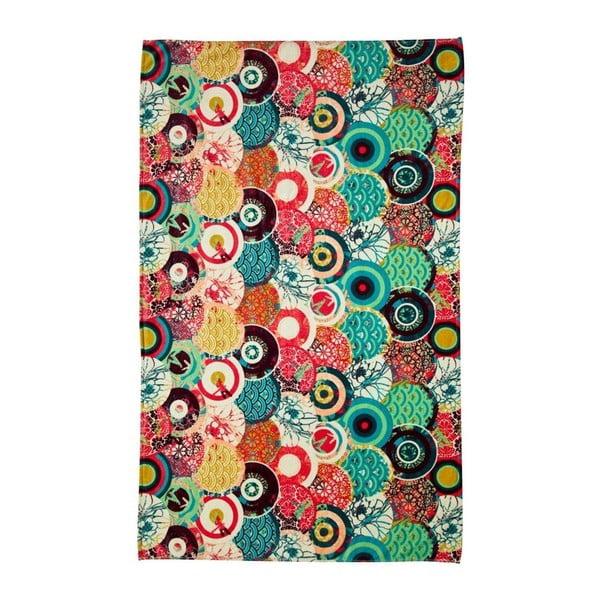 Malý ručník DESIGUAL Japanesa, 50x100 cm