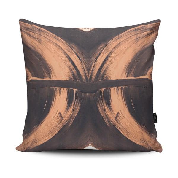 Polštář Cirout Grey Pink, 48x48 cm