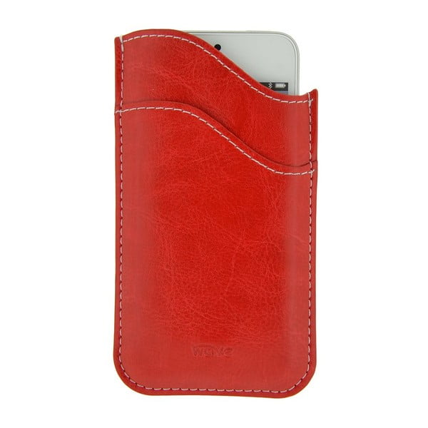 Obal na iPhone 5/5S, Wave Red