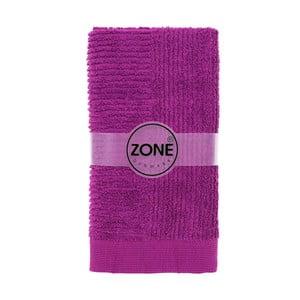 Ručník 100x50 cm, fialový