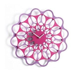 Designové hodiny Magenta, 40 cm