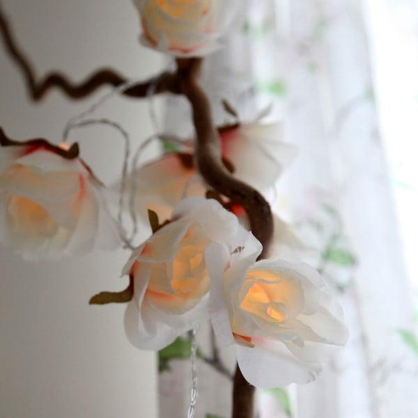 Světelný řetěz Best Season Roses, 8 světýlek