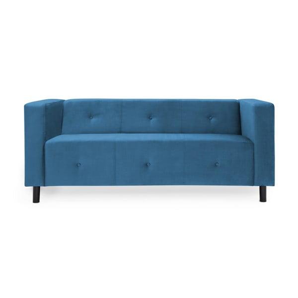 Niebieska sofa 3-osobowa Vivonita Milo
