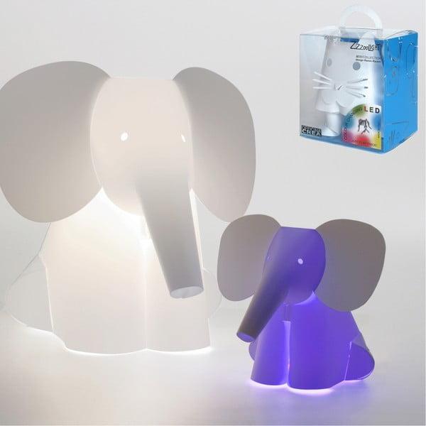 Stolní lampa Slon Baru, mini collection
