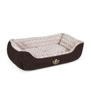 Psí pelíšek Wilton Box Bed L 75x60 cm, hnědý