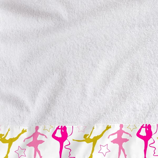 Sada 2 ručníků Gymnastics, 50x100 cm a 70x140 cm