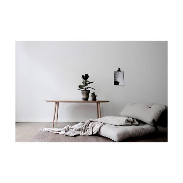 Variabilní matrace Karup Design Wrap Linen Beige/Dark Grey
