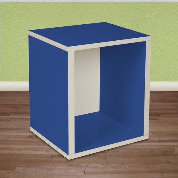 Police Cube Plus, modrá
