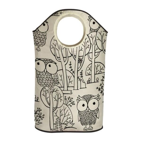 Koš na prádlo A Lot Of Owls