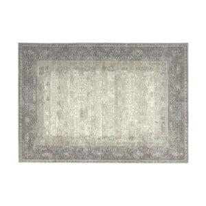 Šedý vlněný koberec Kooko Home Skittle,240x340cm
