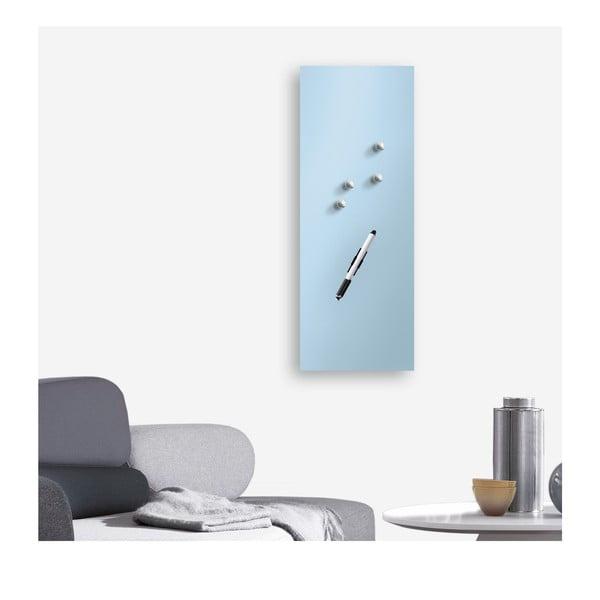 Magnetická tabule Eurographic Memo Blue, 30x80cm
