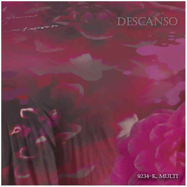 Povlečení Descanso Red, 240x200 cm