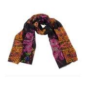 Vlněný šátek Shirin Sehan Maxima Sweet
