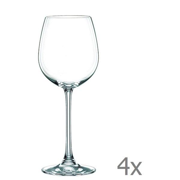 Sada 4 sklenic na bílé víno z křišťálového skla Nachtmann Vivendi Premium White Wine Set, 474 ml