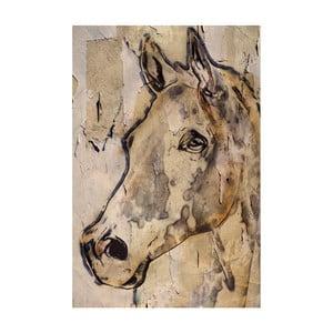 Obraz Marmont Hill Winner Horse, 45x30cm