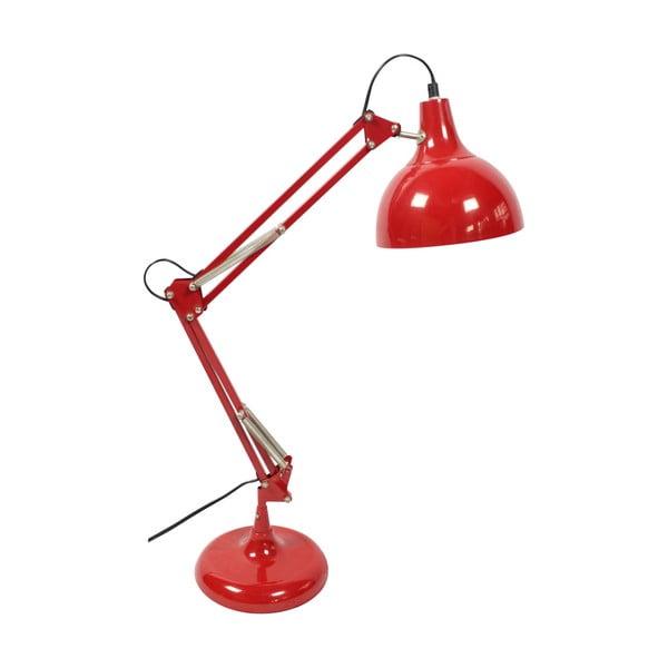 Červená stolní lampa Red Cartel Archi