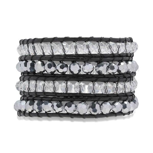 Náramek Silver Crystals