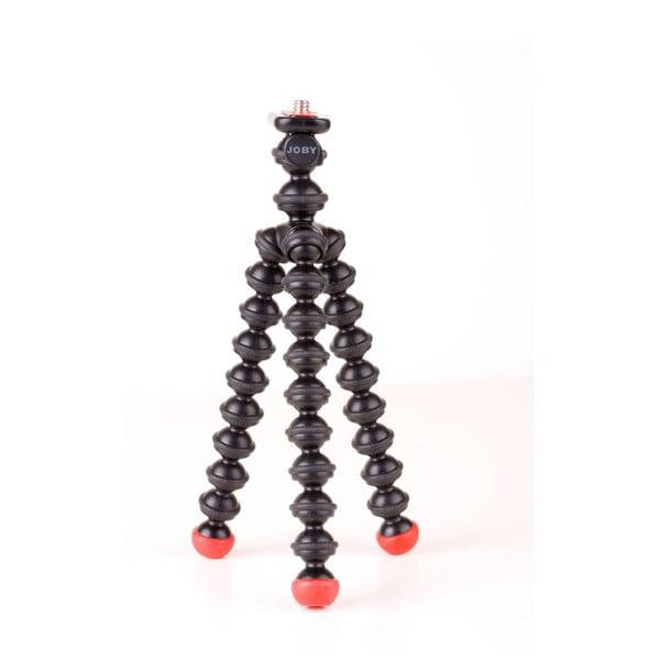 Stativ GorillaPod Magnetic, černá/červená