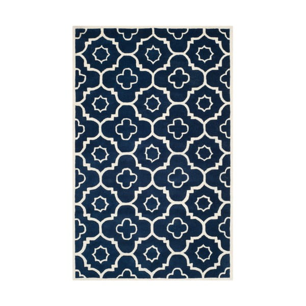 Vlněný koberec Safavieh Alexa, 152x243 cm