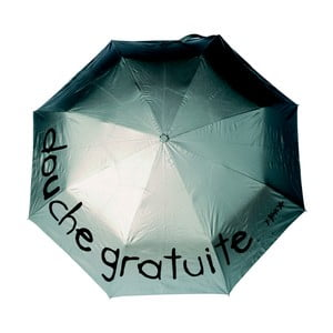 Umbrelă pliabilă Incidence Douche Gratuite