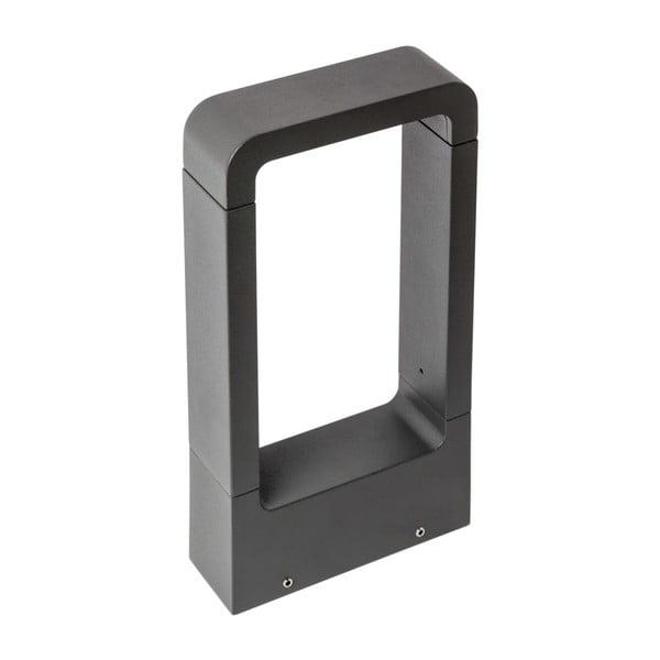 Cobaqua fekete kültéri lámpa, 30 x 16 cm - SULION